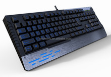 RGB Mechanical led light Gaming Keyboard with Outemu Switch