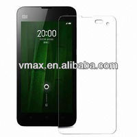 Screen protector & tablet pc screen guard for Xiaomi mi-2 oem/odm (Anti-Fingerprint)