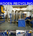 high quality machine to recycle plastic water bottles
