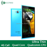 lte-fdd 4g android 5.0 inch best selling high quality 4g oem smart phone