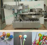Shanghai YB-350 Lollipop Single Twist Packing Machine / 0086-13916983251