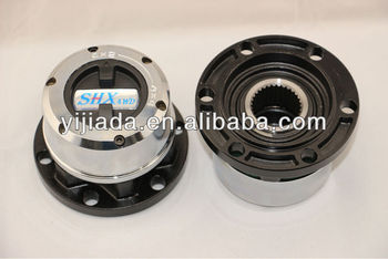 Brand New SHX 4WD manual locking hub for Nissan patrol MK/MQ/P40