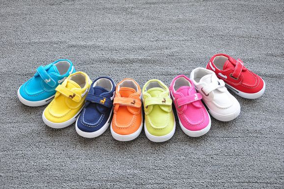 new style childrens/kids dress shoes canvas shoes