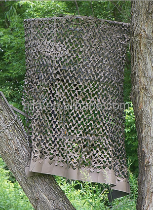 polyester fiber hunting used camouflage net hidden camo netting uk customized