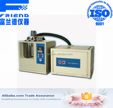 Low price refrigerator oil floc point testing equipment
