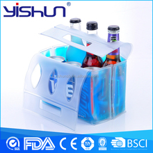 Hot sale Chinese Exporter Wine Bottle Gel Cooler Bags
