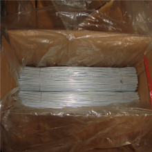 15 gauge 10kg/bundle galvanized steel straight cutting iron wire for binding and construction application