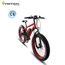 "hot sale flying pigeon 26"" electric mountain bike with LED light"
