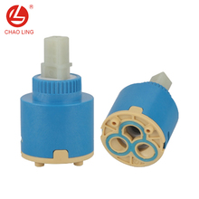 35mm NSF faucet ceramic disc cartridge water mixer cartridge