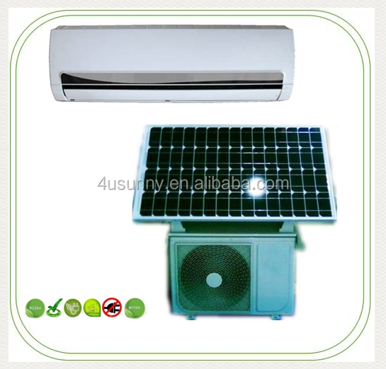 Solar powered air conditioner gree air conditioning , solar air conditionner KFR-26GW/PV(9000BTU)