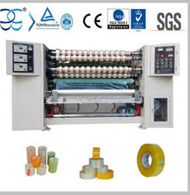 Bopp adhesive tape slitting machine production line