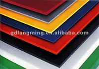 Building Polycarbonate / PC sheet,PC solid sheet