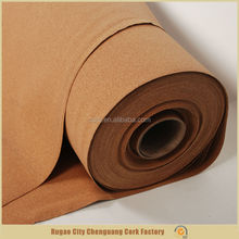 Best Quality Natural Cork Rolls for Wall Pictures