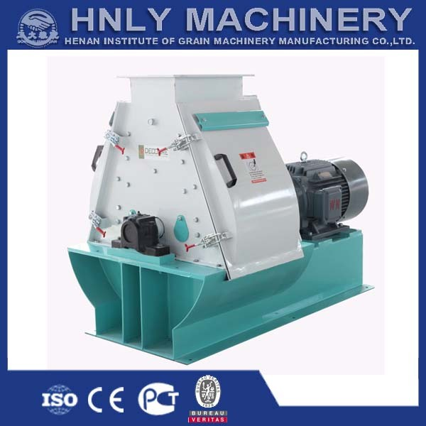 high quality livestock animal hammer mill feed grinder with CE certificate