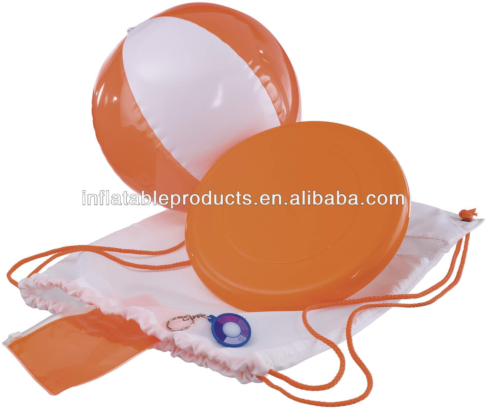 pvc inflatable beach ball sets