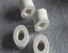 Oil absorb Wool Felt Tube