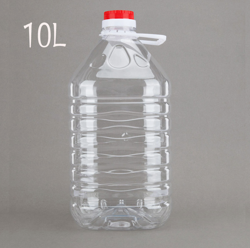 Wholesale Cheap Empty 1 litre pet bottle vegetable oils