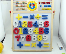 Well designed Baby toys 26pcs EVA magnetic lowercase letters alphabet refrigerator magnets