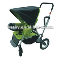 sit and stand baby stroller