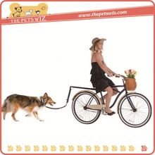 Bike walking dog leash ,CC128 pet dog carrier of stroller bike for sale