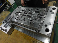 Plastic injection mould s136