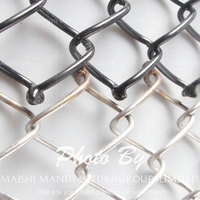 60mmx60mm mesh chain wire fence