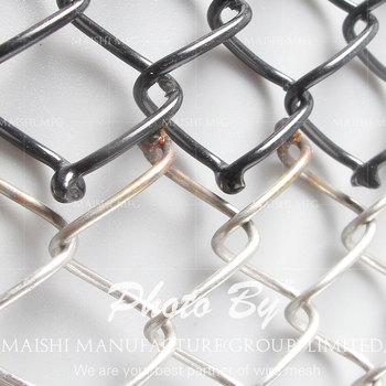 chain wire fence for garden