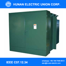13.8kV Pad-Mounted Transformer, Three-Phase Distribution Transformers