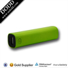 External backup mobile power bank chargers with cable for iphone 6