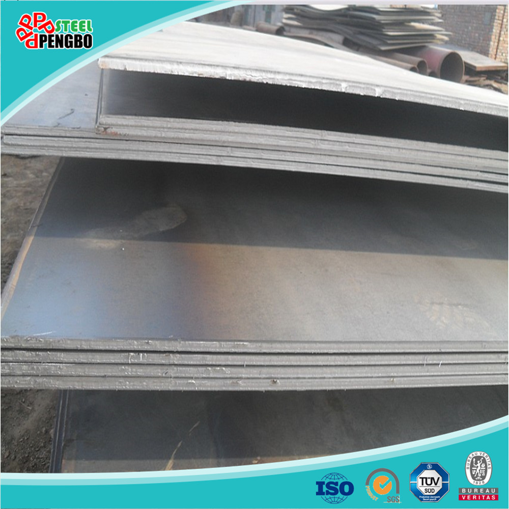 Stock 10mm / 12 mm thick abrasion resistant steel plate