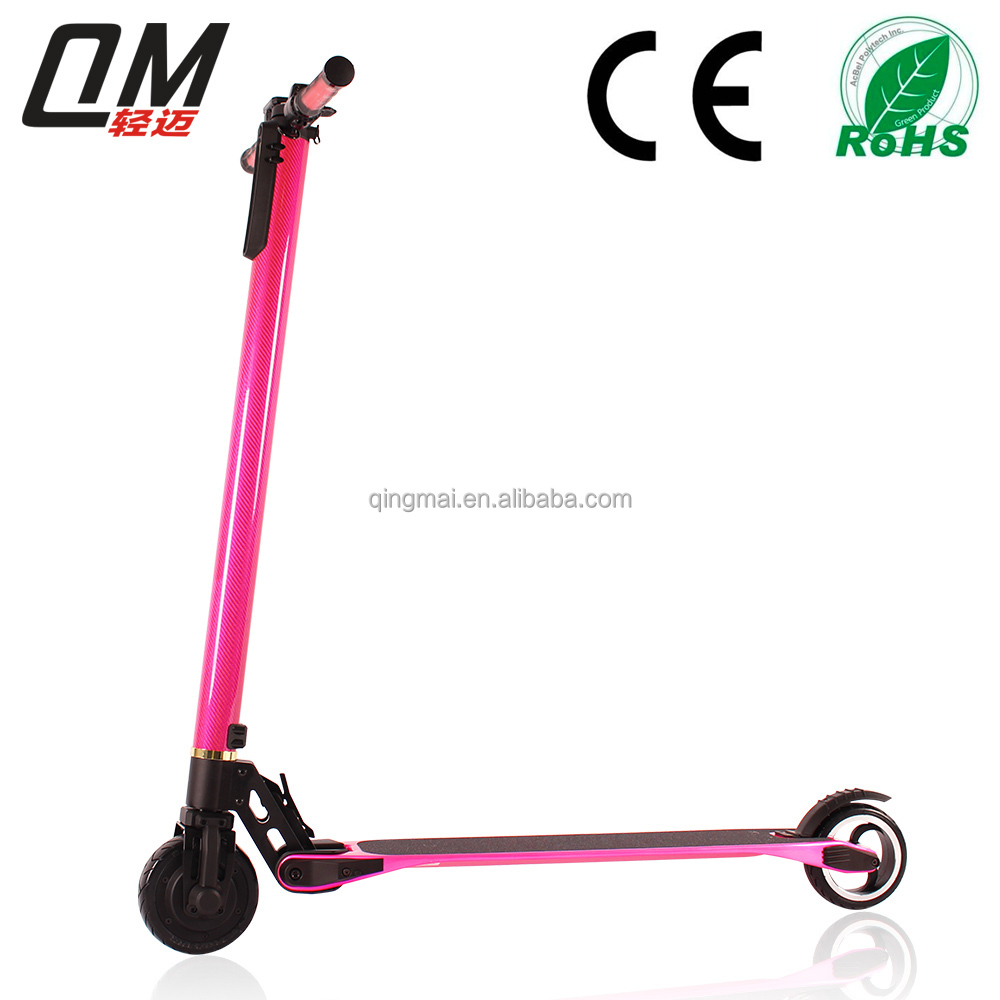 Factory price foldable motor scooter With Good Quality