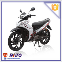 Excellent performanace 125cc 4-stroke air-cooling motorcycle