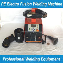 HDPE Automatic Electro Fusion Machine/PE fitting Electro fusion welding Machine