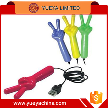 health care hand shaped USB eye massager tools