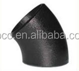 ASTM A234 WPB Elbow with black