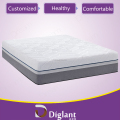 Diglant Sleep 8 Inch Blue I Gel Infused & Comfort Firm Memory Foam Mattress