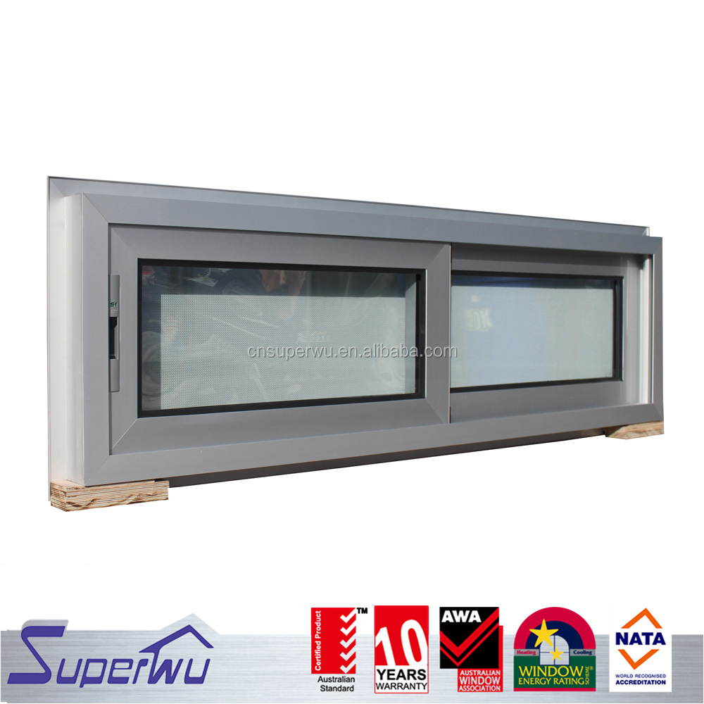 shanghai aluminium profile commercial double glazing used commercial glass windows