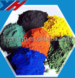 high purity tinting colorful power iron oxide pigment manufacturer for bick for Ceramic Glaze Stains