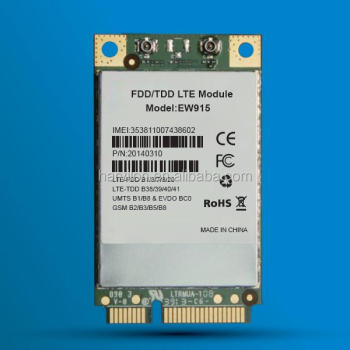 LTE MINI PCIE Module for Wireless Communication Smart Delivery Locker