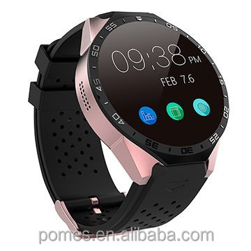 Classical Smart Watch K88 with Phone Call 3G SIM GPS Tiwtter MTK6580 Android 5.1 512MB/4GB 5.0 mega pixel