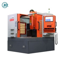 CNC metal carving machine tool for school training