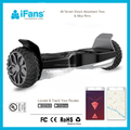 UL 2272 couple Hoverboard(6.5''+8.5'')Self Balancing Electric Scooter,Metallic Chrome mudguard ,with app & Bluetooth,LED flash