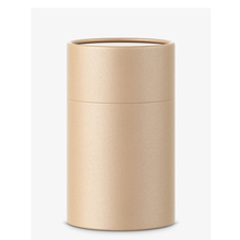 High quality cylinder corrugated cardboard packaging box for pens/crayon/tea