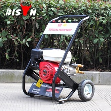 Bison manufacturer car wash machine petrol gasoline high pressure washer