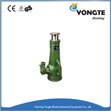Heavy duty hydraulic mechanical lifting steel screw jacks