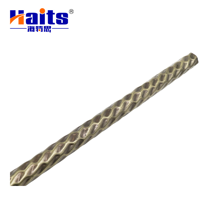 Hot sale factory <strong>price</strong> high quality for chrome plated steel wardrobe ripple tube
