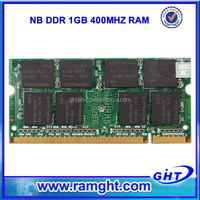 Malaysia import products laptop ram 1gb ddr 400mhz