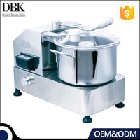 Industrial Stainless Steel Food Cutting Machine To Cut Up Meat Or Vegetable
