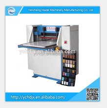 fabric sample making machine,fabric swatch cutter