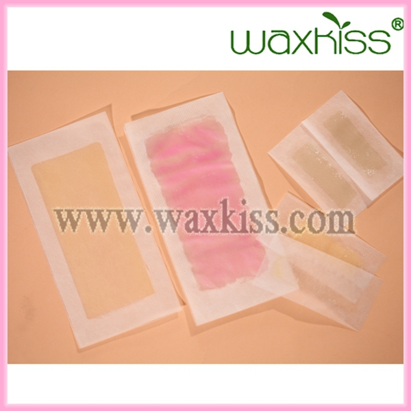 depilatory wax strips for removal face, body, leg hair